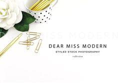 Clean 1 by DEAR MISS MODERN on @creativemarket
