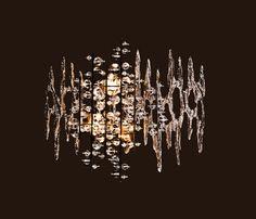Finger Wall Sconce-LOBMEYR-Hans Harald Rath