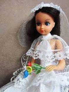 Fleur doll bride