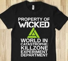 Somebody please get this for me!! Please! I really want the world to know how much I love The Maze Runner