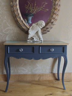 'in the clouds' console table by figa & co. ltd | notonthehighstreet.com
