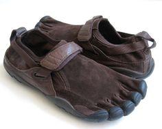 Vibram Leather Toe Shoes | VIBRAM 5 FINGERS TOE SHOES WOMENS SIZE 40 SIZE 9
