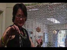 Paper Bead Curtain - Part 2, by JaniceMae - YouTube