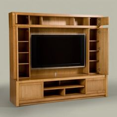 Ethan Allen Media Center Cabinet Ideas