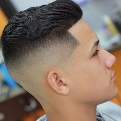 kurze Pomp verblassen | 15 Frische Männer Kurze Haarschnitte | Frisur