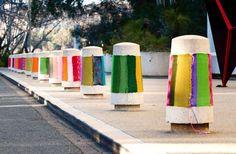 yarn bombing beauty