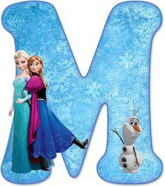 Frozen Birthday Party, Disney Frozen Birthday, Frozen Theme Party, 5th Birthday, Olaf Frozen, Frozen Free, Cumple De Frozen Ideas, Disney Alphabet, Frozen Pictures