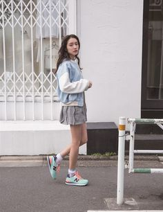 Sayo for new balance