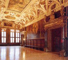 Venezia - Palazzo Ducale - Sala delle Quattro Porte