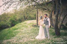 Romantic wedding in Tuscany - www.dariopichiniwedding.it