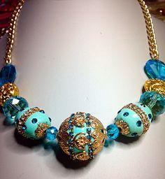 Summer fun necklace
