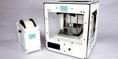 Arduino, yeni geliştirdiği 3 boyutlu yazıcısı ile Kickstarter'da boy gösterecek.