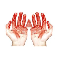 hands in blood - Google Bilder ❤ liked on Polyvore featuring fillers, drawings, backgrounds, hands, art, doodles and scribble