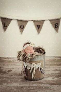 My sweet baby Jenner♥ Vintage props