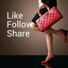 Want more followers? We all know more followers = more sales! Help each other out! To quickly gain followers:  1. Like this post 2. Follow everyone who liked it 3. Share the post daily  4. Have fun!!!! Accessories