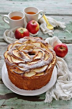 Torta Chiffon, Burritos, Paris Brest, Angel Cake, Daily Meals, I Love Food, Cupcake Cakes, Cheesecake, Food And Drink