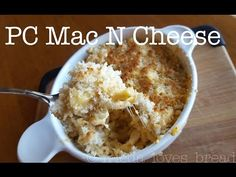 Frieda Loves Bread: 5 Minute Homestyle Mac N Cheese?