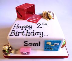 The Incredible Cake Company (Eastbourne, East Sussex) Zoo Birthday Cake, Birthday Ideas, Birthday Parties, Happy Birthday, Dear Zoo Cake, Dear Zoo Party, Party Cakes, Sadie, How To Make Cake