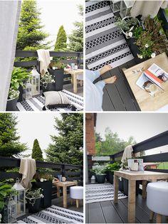 Szybka metamorfoza stolika z IKEA LACK. ~ Od inspiracji do realizacji Ikea, Patio, Outdoor Decor, Blog, Home Decor, Decoration Home, Ikea Co, Room Decor, Blogging
