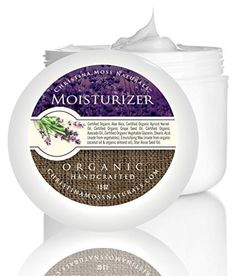 Facial Moisturizer, Organic and 100% Natural Face Moisturizing Cream for Sensitive, Oily or Severely Dry Skin - Anti-Aging and Anti-Wrinkle, for Women and Men. By Christina Moss Naturals., http://www.amazon.com/dp/B00G0EJYFW/ref=cm_sw_r_pi_awdm_U.L0vb0KP3KKY