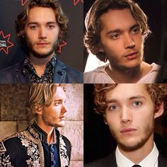 Toby Regbo via We Heart It
