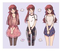 My baby rice ball Girls Anime, Anime Couples Manga, Cute Anime Couples, Manga Girl, Anime Kiss, Anime Art, Manga Anime, Cardcaptor Sakura, Fruits Basket Manga