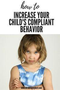 Increase Your Child's Compliant Behavior | Bad Behavior Fix | Positive Reinforcement | Reduce Impulsive behavior | Stop yelling and start teaching