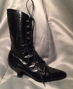 Womens Lace Up Witch Shoes Size 6 ddvaeZKYJs
