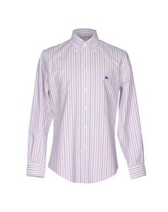 BROOKS BROTHERS Men's Shirt Pink XL INT