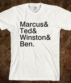 Mumford and Sons (Light Shirt) I need this shirt!