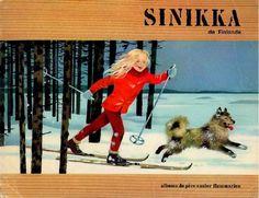 Père Castor Sinikka de Finlande 1974