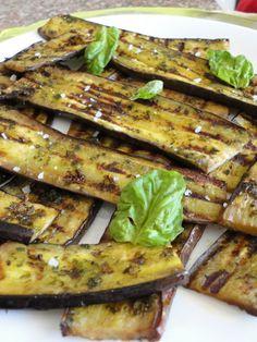 Melanzane grigliate al pesto TM5 - http://www.food4geek.it/le-ricette/secondi-piatti/verdure/melanzane-grigliate-al-pesto-tm5/