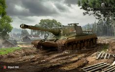Object World of Tanks wallpaper