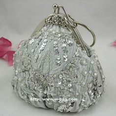 picture of beaded purses | Beaded Evening Purse Tote Wrist Bracelet - China Beaded Hand Bags ...