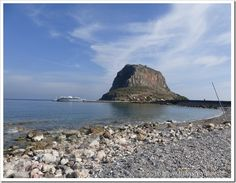 TravelnWrite: Monemvasia ~ The Spirit of Place Greece