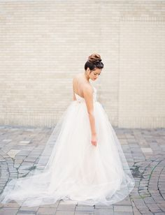 tulle is so romantic and dreamy