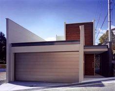CASE 127 | 閉鎖的な表情をもつデザイン住宅(兵庫県神戸市) |高級住宅・豪邸 | 注文住宅なら建築設計事務所 フリーダムアーキテクツデザイン