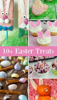 Easter dessert recip
