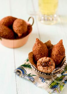 Kipe or Quipe Recipe (Deep Fried Bulgur Roll): it owes its origins to the Middle East immigrants who moved to the south of the island in the 19th century.