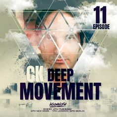 CK - Deep Movement 011 on Insomniafm - January 2021