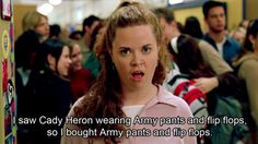 Mean Girls Quote Gallery cady heron funny mean girls movie movie quote image Mean Girls Quote. Here is Mean Girls Quote Gallery for you. Mean Girls Quote 33 mean girls quotes that will give you life this october. Mean Girls Quo. Funny Girl Movie, Mean Girls Movie, Funny Movies, Love Movie, Good Movies, Awesome Movies, Girly Movies, Movie Quotes, Funny Quotes