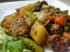 Pork, Ethnic Recipes, Sweet, Image, Kale Stir Fry, Candy, Pork Chops