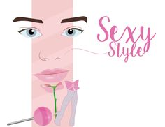 Illustrations Sexy style: sweet mode.