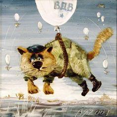 Коты от Анатолия Ярышкина - Ярмарка Мастеров - ручная работа, handmade