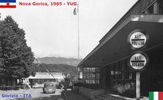 1965 IT-YU Itaalia-Jugoslaavia Italia-Iugoslavia Siena, Nova, Europe, Italia
