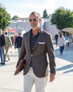 PITTI SNAP ジャケット編 | ELEMENTS OF STYLE