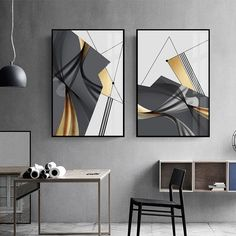 Home Decor Pictures, Living Room Pictures, Wall Pictures, Big Wall Art, Wall Art Decor, Modern Wall, Bedroom Modern, Modern Living, Black And White Wall Art