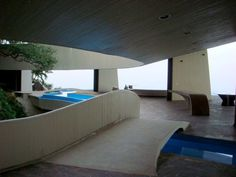 """""""Lautner's dwellings took on dramatically new and varied shapes, as he moved toward the central theme of his career — how to use architecture to sublimate the domestic, and to domesticate the…"""