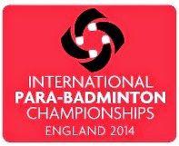 Badminton zonder beperkingen!!: England Para-Badminton Championships 2014 (update)...