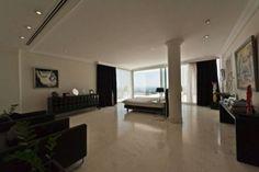 bedroom @  luxury villa  in Cascade de Camojan, Golden Mile, Marbella, Spain.